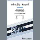 What Do I Know? (arr. Audrey Snyder) - Choir Instrumental Pak