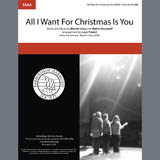 MARIAH CAREY - All I Want For Christmas Is You (arr. Larry Triplett)