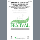Fred Rogers - Mister Rogers' Neighborhood (Choral Highlights) (arr. Roger Emerson)