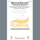 Mister Rogers Neighborhood (Choral Highlights) (arr. Roger Emerson)