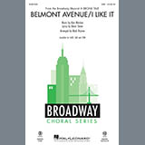 Alan Menken - Belmont Avenue/I Like It (from A Bronx Tale) (arr. Mark Brymer)