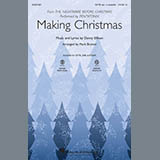 Pentatonix Making Christmas (from The Nightmare Before Christmas) (arr. Mark Brymer) cover art