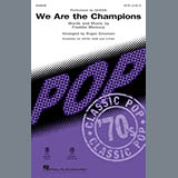 We Are the Champions (arr. Roger Emerson) - Choir Instrumental Pak