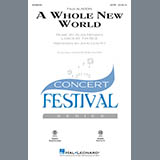 A Whole New World (from Aladdin) (arr. John Leavitt) - Choir Instrumental Pak