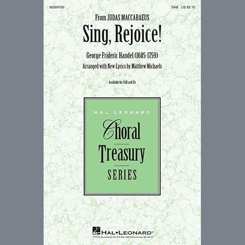 Sing, Rejoice! (from Judas Maccabaeus)