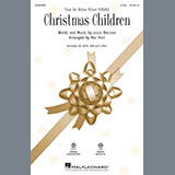 Leslie Bricusse Christmas Children (from Scrooge) (arr. Mac Huff) cover art