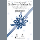 Give Love on Christmas Day (arr. Mark Brymer) - Choir Instrumental Pak Partituras Digitais
