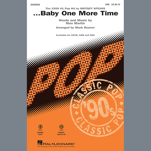 ...Baby One More Time (arr. Mark Brymer)