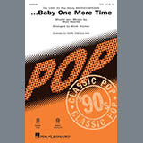 Britney Spears ...Baby One More Time (arr. Mark Brymer) cover art