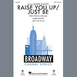 Raise You Up/Just Be (from Kinky Boots) (arr. Mac Huff) - Choir Instrumental Pak