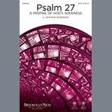 Heather Sorenson Psalm 27 (A Promise Of God's Goodness) cover kunst