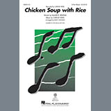 Carole King Chicken Soup With Rice (arr. Emily Crocker) cover art