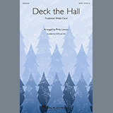 Traditional Welsh Carol - Deck The Hall (arr. Philip Lawson)