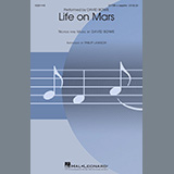 David Bowie - Life On Mars (arr. Philip Lawson)