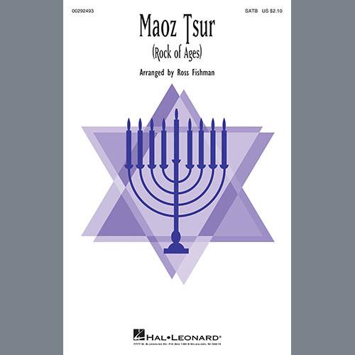 Maoz Tsur (Rock of Ages) (arr. Ross Fishman)