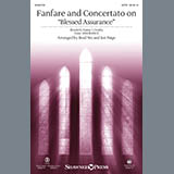 Fanfare And Concertato On Blessed Assurance (arr. Brad Nix & Jon Paige)