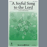 Karen Crane & Jennifer Klein A Joyful Song To The Lord (arr. Patti Drennan) l'art de couverture