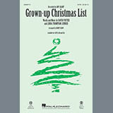 Grown-Up Christmas List (arr. Kirby Shaw) - Choir Instrumental Pak