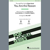Calum Scott You Are The Reason (arr. Mac Huff) cover art