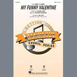 Rodgers & Hart - My Funny Valentine (arr. Mac Huff)