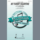 Rodgers & Hart My Funny Valentine (arr. Mac Huff) cover art