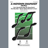 Kirby Shaw - A Motown Snapshot (Medley)