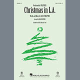 Vulfpeck Christmas In L.A. (arr. Mark Brymer) cover art