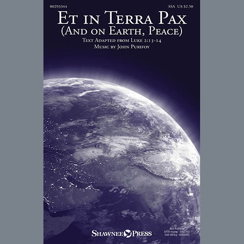 Et In Terra Pax (And On Earth, Peace)