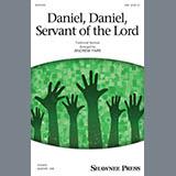 Daniel, Daniel, Servant Of The Lord (arr. Andrew Parr) Noter