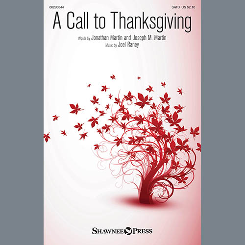 A Call To Thanksgiving