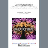 Motown Theme Show Opener (arr. Tom Wallace) - Marching Band