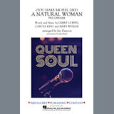(You Make Me Feel Like) A Natural Woman (Pre-Opener) (arr. Jay Dawson) - Marching Band Partiture