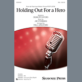 Bonnie Tyler Holding Out For A Hero (from Footloose) (arr. Paul Langford) cover art
