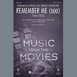 Miguel feat. Natalia Lafourcade Remember Me (Duo) (from Coco) (arr. Audrey Snyder) cover art