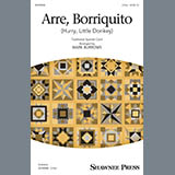 Traditional Spanish Carol - Arre Borriquito (Hurry, Little Donkey) (arr. Mark Burrows)