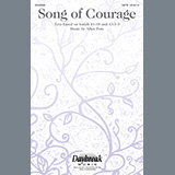 Allen Pote Song Of Courage cover art