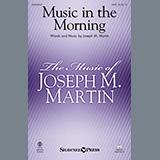 Joseph M. Martin Music In The Morning cover art
