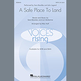 A Safe Place To Land (feat. John Legend) Sheet Music