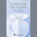Simon & Garfunkel Scarborough Fair/Canticle (arr. Randy Jordan) cover art