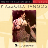 Astor Piazzolla Calambre (arr. Phillip Keveren) cover art