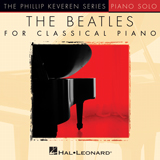 The Beatles - I Want To Hold Your Hand [Classical version] (arr. Phillip Keveren)
