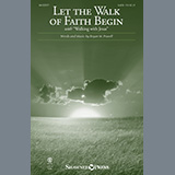 """Bryan Powell Let The Walk Of Faith Begin (with """"Walking With Jesus"""") cover art"""
