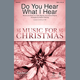 Noel Regney and Gloria Shayne Do You Hear What I Hear (arr. Robert Sterling) cover art