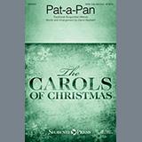 Traditional Burgundian Melody Pat-A-Pan (arr. David Rasbach) cover art