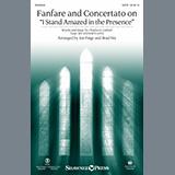 "Charles H. Gabriel Fanfare And Concertato On ""I Stand Amazed In The Presence"" (arr. Jon Paige & Brad Nix) arte de la cubierta"