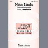 Nino Lindo (arr. Alejandro Rivas) Noter