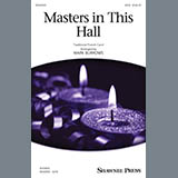 Traditional French Carol - Masters In This Hall (arr. Mark Burrows)