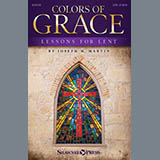 Colors of Grace - Lessons for Lent (New Edition) (Orchestra Accompaniment) - Violin 2