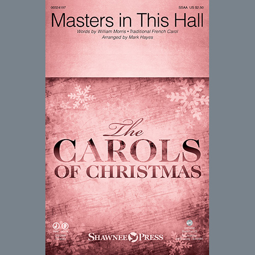 Masters In This Hall (arr. Mark Hayes)