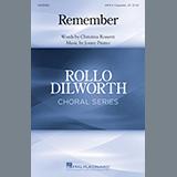 Christina Rossetti and Jonny Priano Remember cover art
